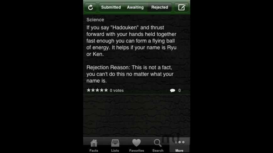Factzilla Pro for Mac - review, screenshots