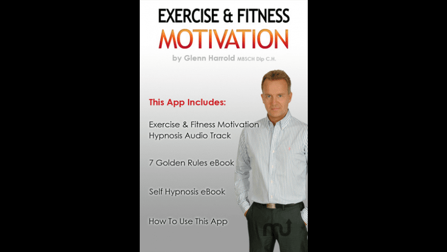 Exercise & Fitness Hypnosis Motivation for Mac - review, screenshots