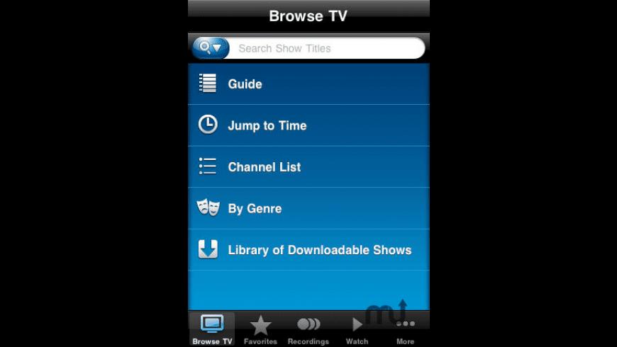 U-verse Mobile for Mac - review, screenshots
