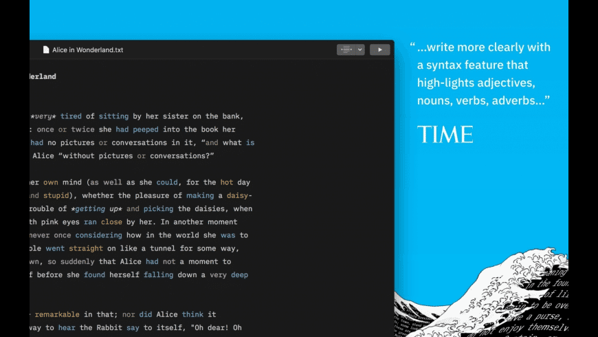 iA Writer for Mac - review, screenshots