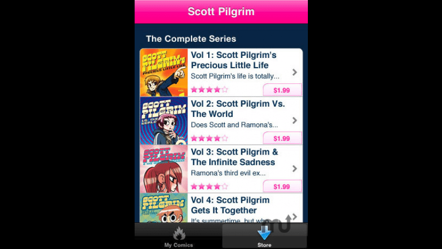Scott Pilgrim for Mac - review, screenshots