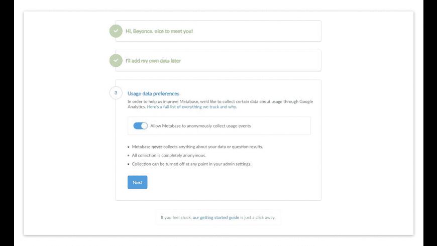 Metabase for Mac - review, screenshots