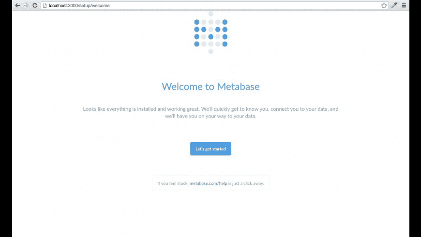 Metabase for Mac - review, screenshots