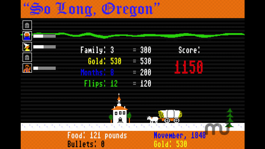 So Long, Oregon! for Mac - review, screenshots