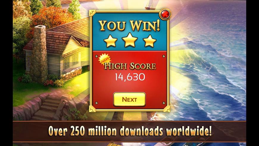 Jewel Quest: Seven Seas for Mac - review, screenshots
