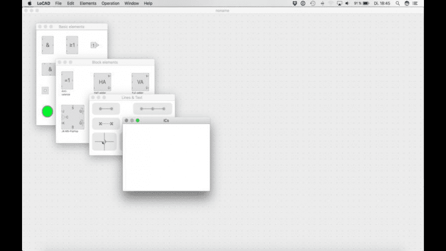 LoCAD for Mac - review, screenshots