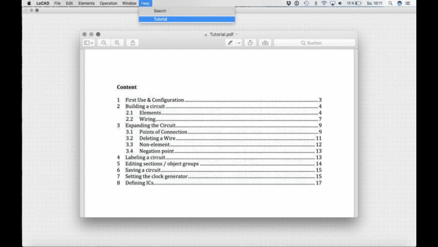LoCAD for Mac - review, screenshots