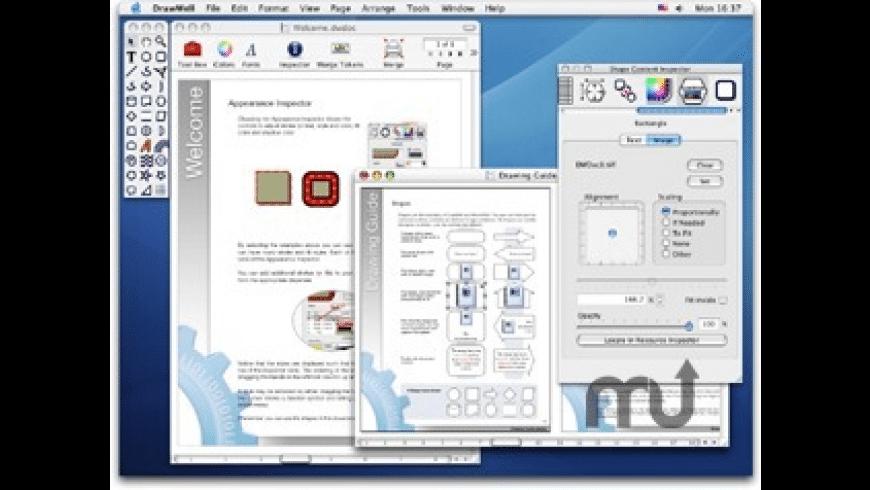 DrawWell for Mac - review, screenshots