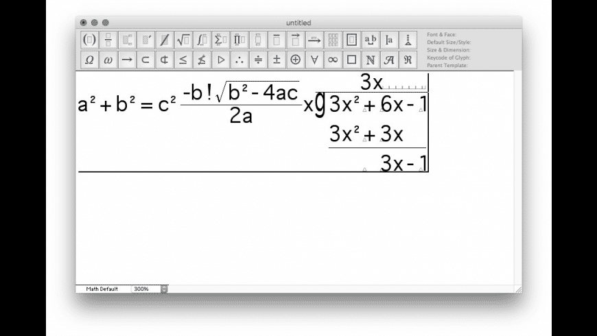 MathMagic Pro for InDesign for Mac - review, screenshots