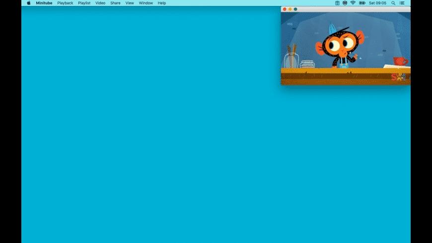Minitube for Mac - review, screenshots