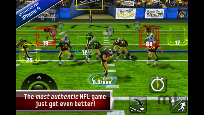 MADDEN NFL 11 by EA SPORTS for Mac - review, screenshots