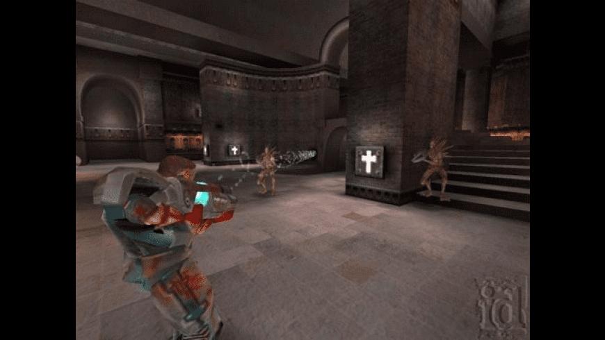 Quake III Arena for Mac - review, screenshots