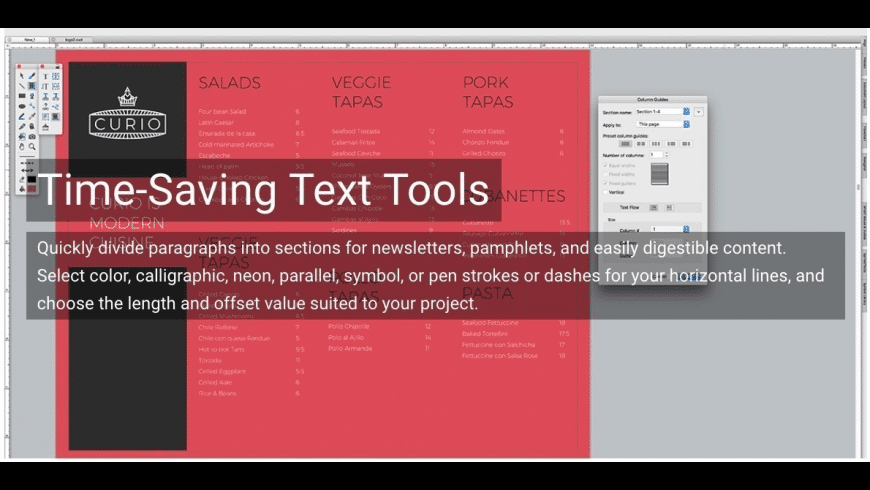 Canvas Draw for Mac - review, screenshots
