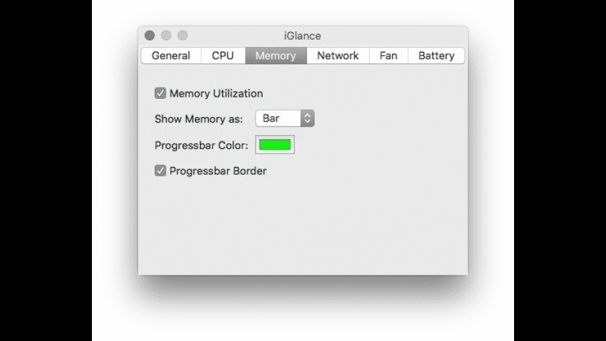 iGlance for Mac - review, screenshots
