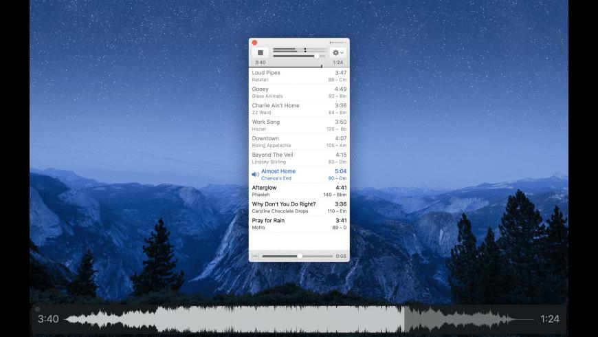 Embrace for Mac - review, screenshots