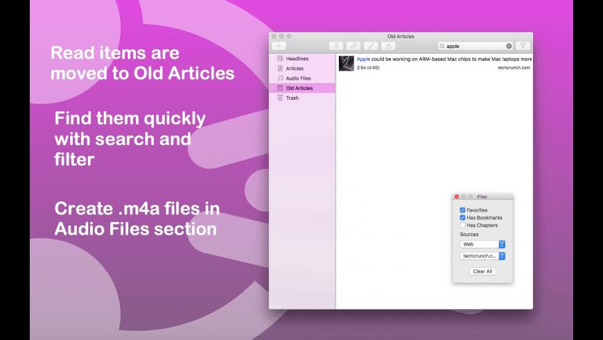 Speech Central for Mac - review, screenshots