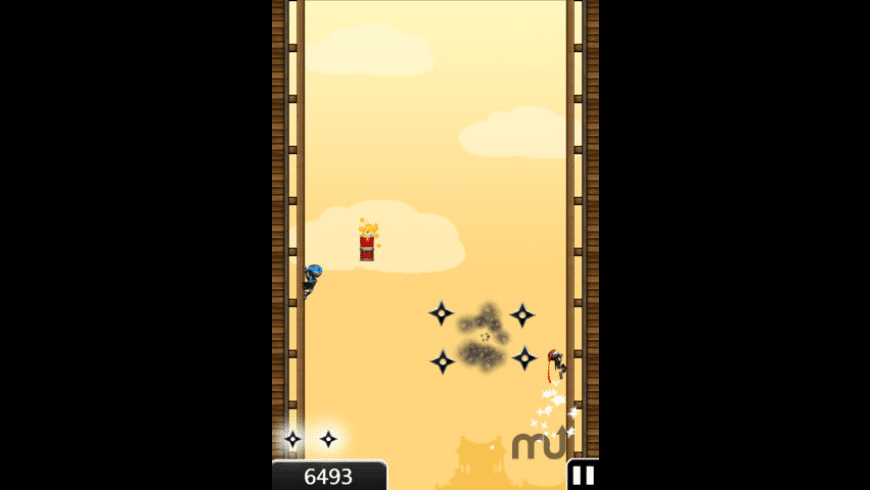NinJump for Mac - review, screenshots