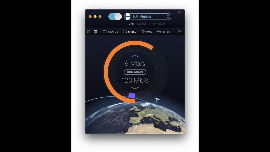 NetShade for Mac - review, screenshots