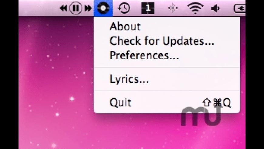 MyTunesController for Mac - review, screenshots