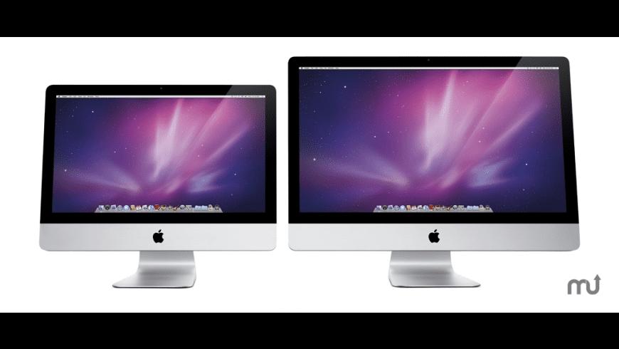 Apple iMac (Mid 2010) Display Brightness Update for Mac - review, screenshots