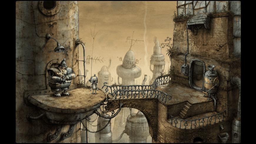 Machinarium for Mac - review, screenshots