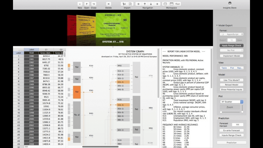 Insights for Mac - review, screenshots