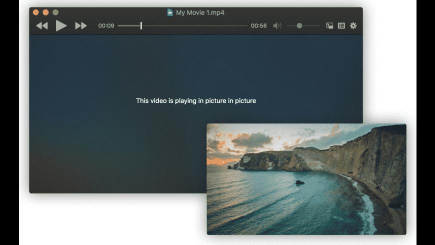 IINA for Mac - review, screenshots