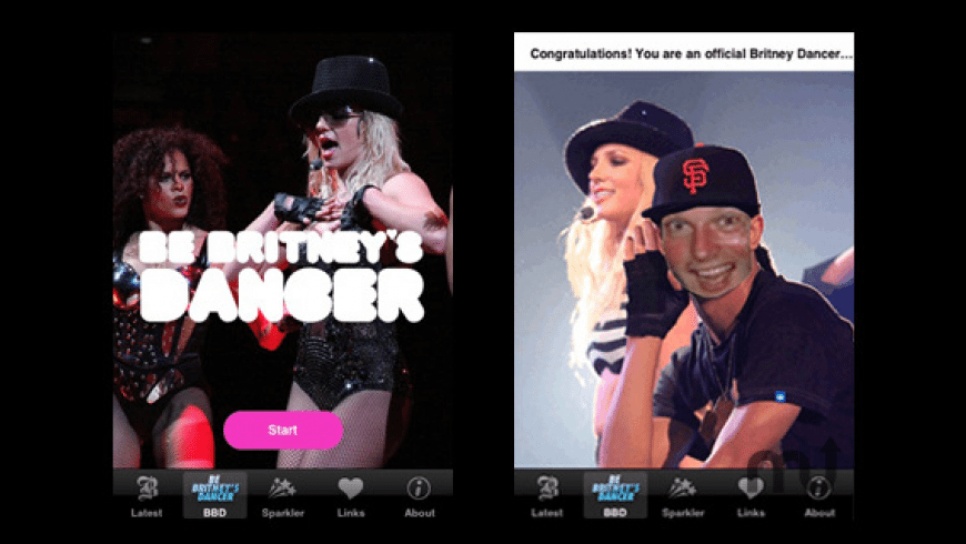 It\'s Britney! for Mac - review, screenshots