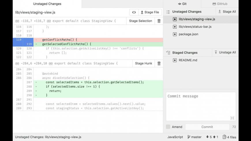 Atom for Mac - review, screenshots