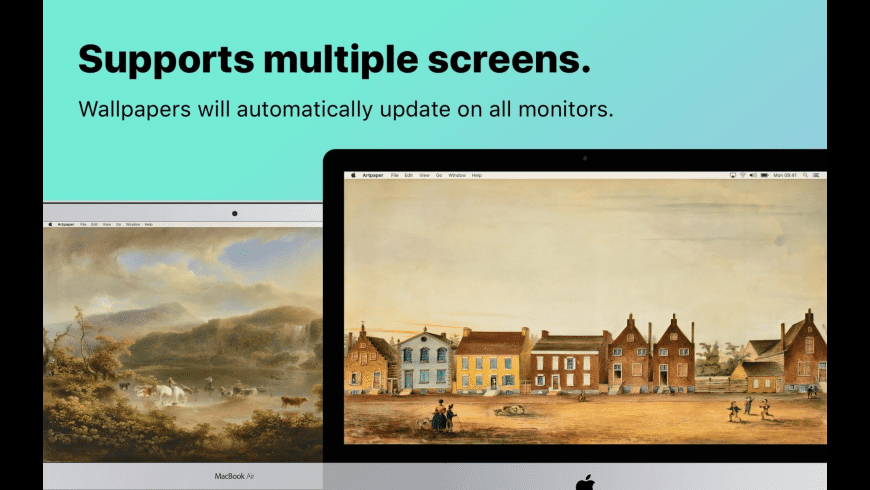 Artpaper for Mac - review, screenshots