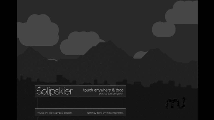 Solipskier for Mac - review, screenshots