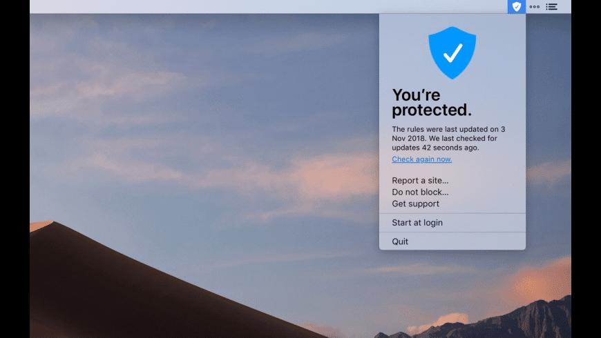 Better Blocker for Mac - review, screenshots