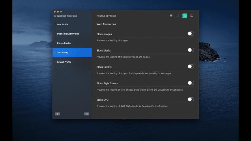 Roadblock for Mac - review, screenshots