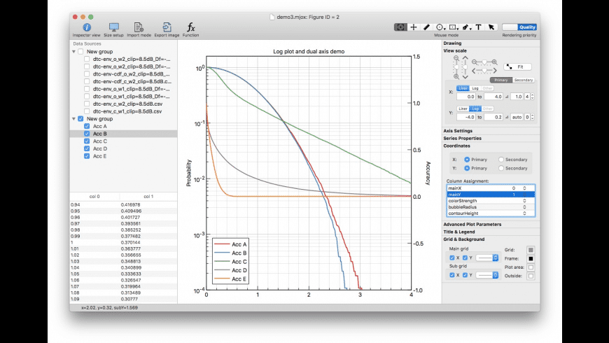SuperMjograph for Mac - review, screenshots