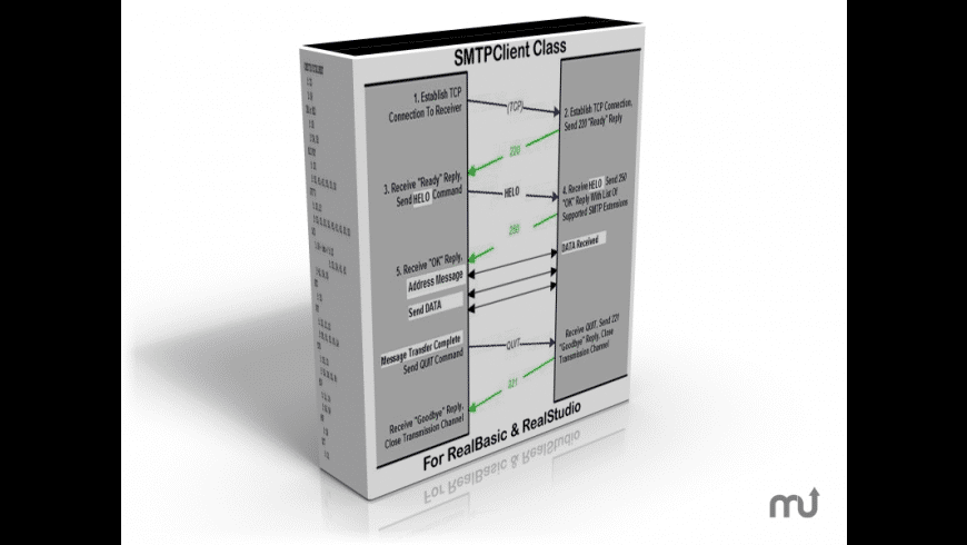 SMTPClient Class for Mac - review, screenshots