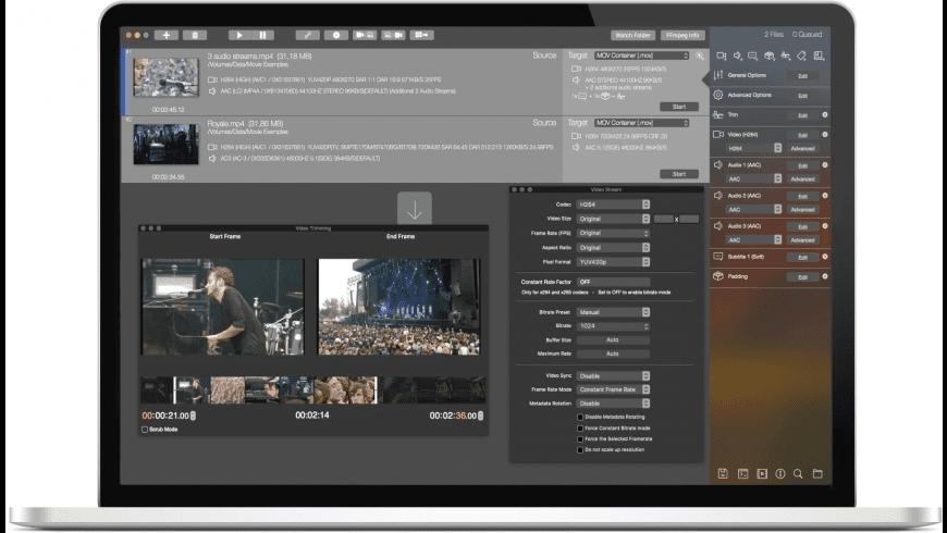 ffWorks for Mac - review, screenshots