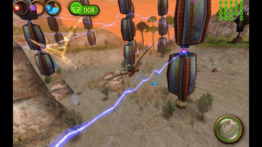 Nanosaur 2 for Mac - review, screenshots