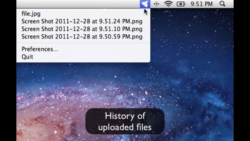 FileShuttle for Mac - review, screenshots