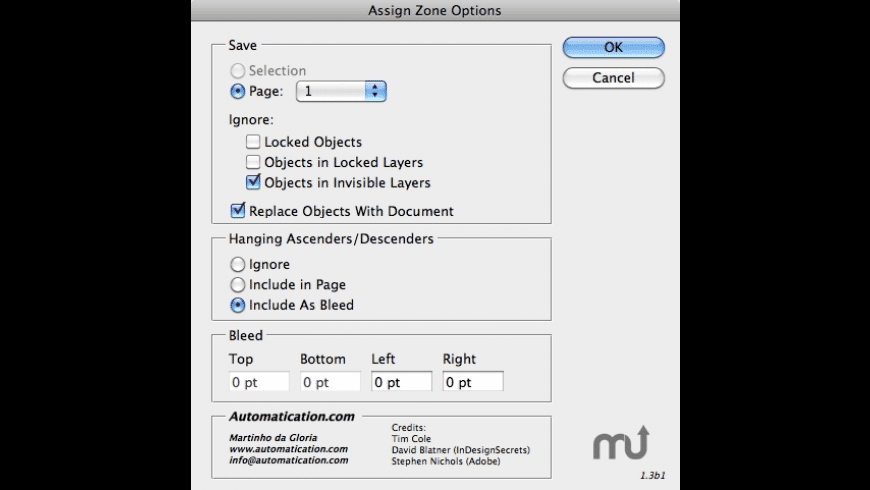 LayoutZone for Mac - review, screenshots