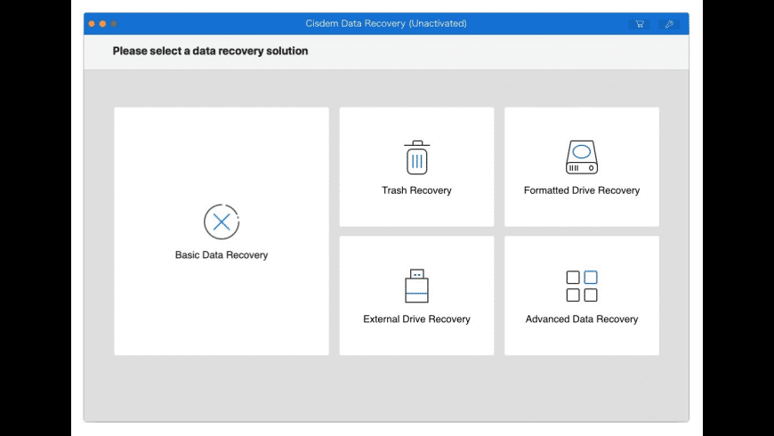 Cisdem Data Recovery for Mac - review, screenshots