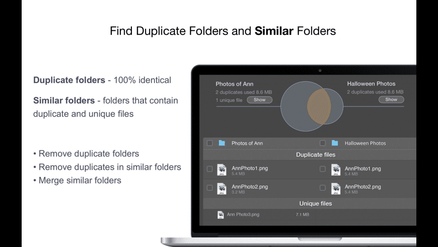 Duplicate File Remover Pro for Mac - review, screenshots