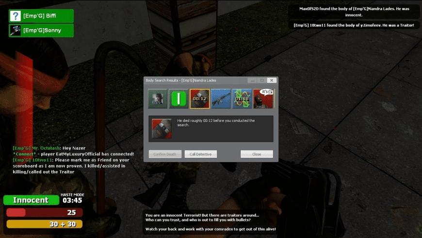 Garry's Mod for Mac - review, screenshots