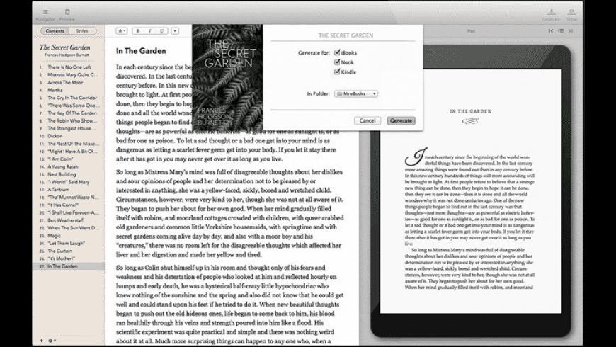 Vellum for Mac - review, screenshots