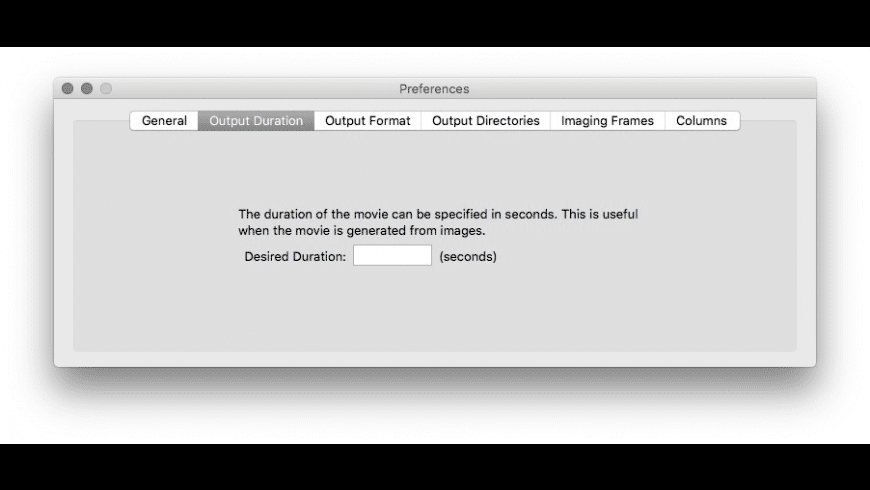 AddMovie for Mac - review, screenshots