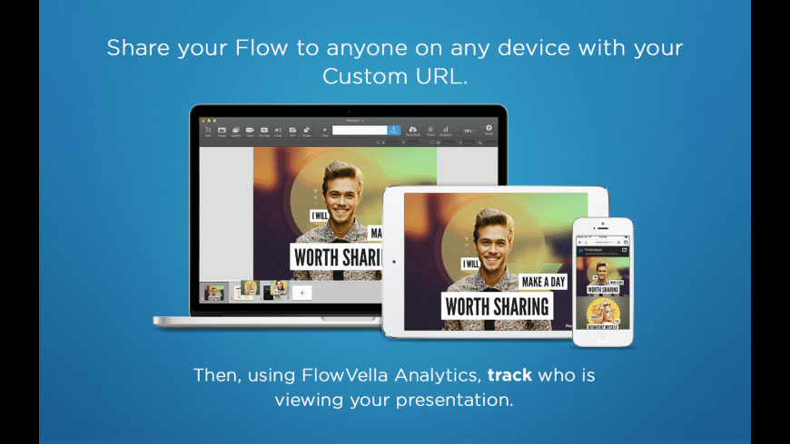 FlowVella for Mac - review, screenshots