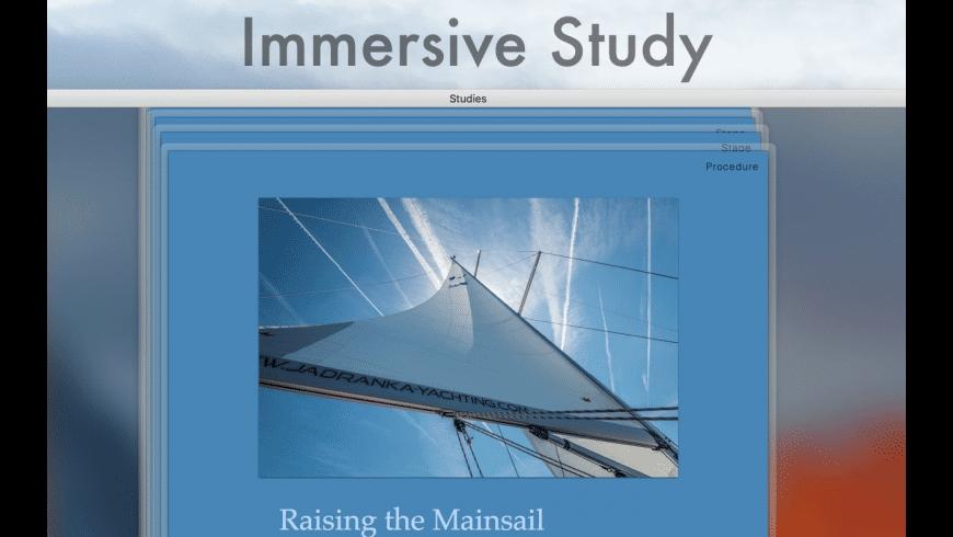 Studies for Mac - review, screenshots