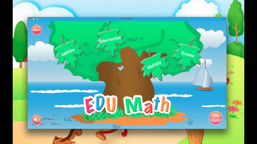 EDU Math for Mac - review, screenshots