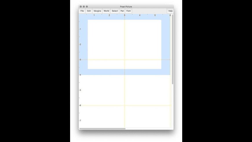 Praat for Mac - review, screenshots
