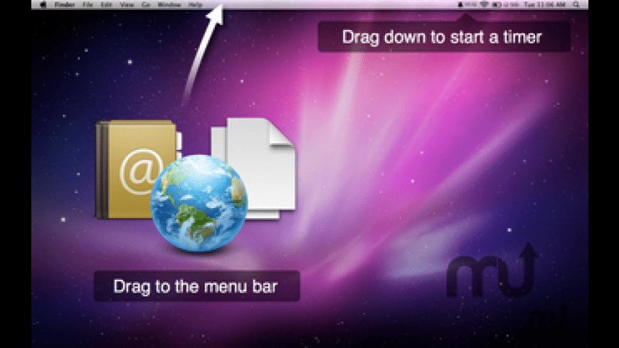 Alarms for Mac - review, screenshots