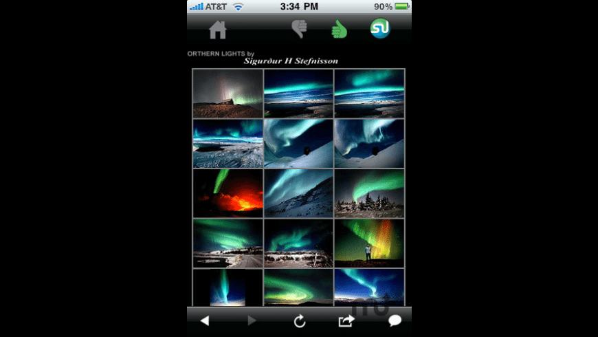 StumbleUpon! for Mac - review, screenshots